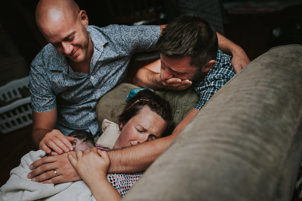 (Foto: Birth Stories by Meagan Adams)